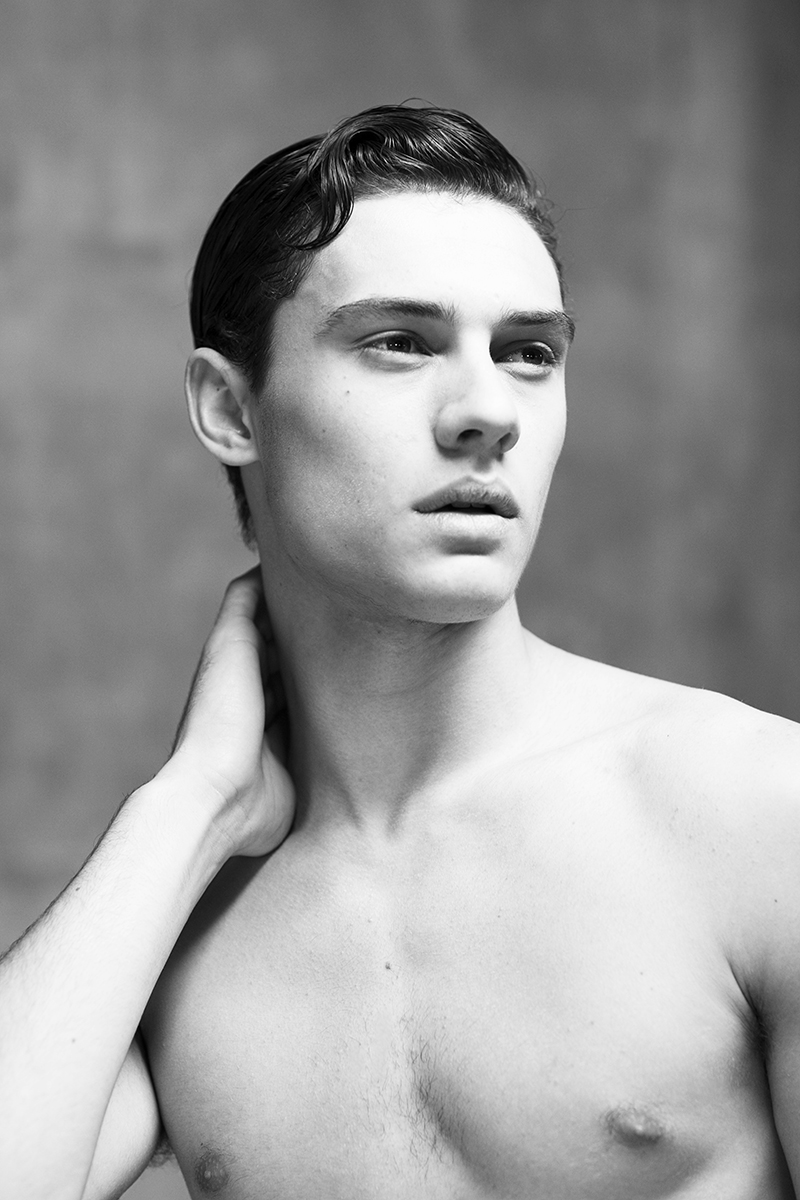 Male Model Monday Part 38: Jordan Goodenough with Models 1 by Cecilie Harris | PHOENIX Magazine
