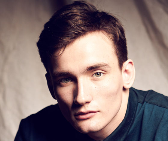 Male Model Monday: Jake Martin with NEVS