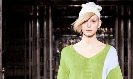 London Fashion Week AW13 | Ming-Pin Tien