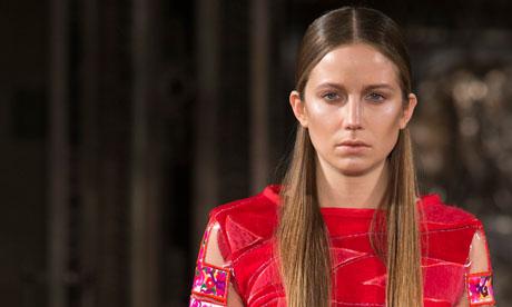 London Fashion Week AW13   Nova Chiu