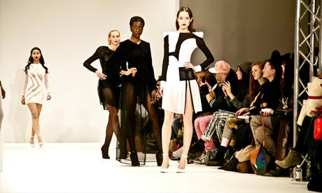 London Fashion Week AW13 | Carlotta Actis Barone