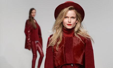 London Fashion Week AW13   Felder Felder