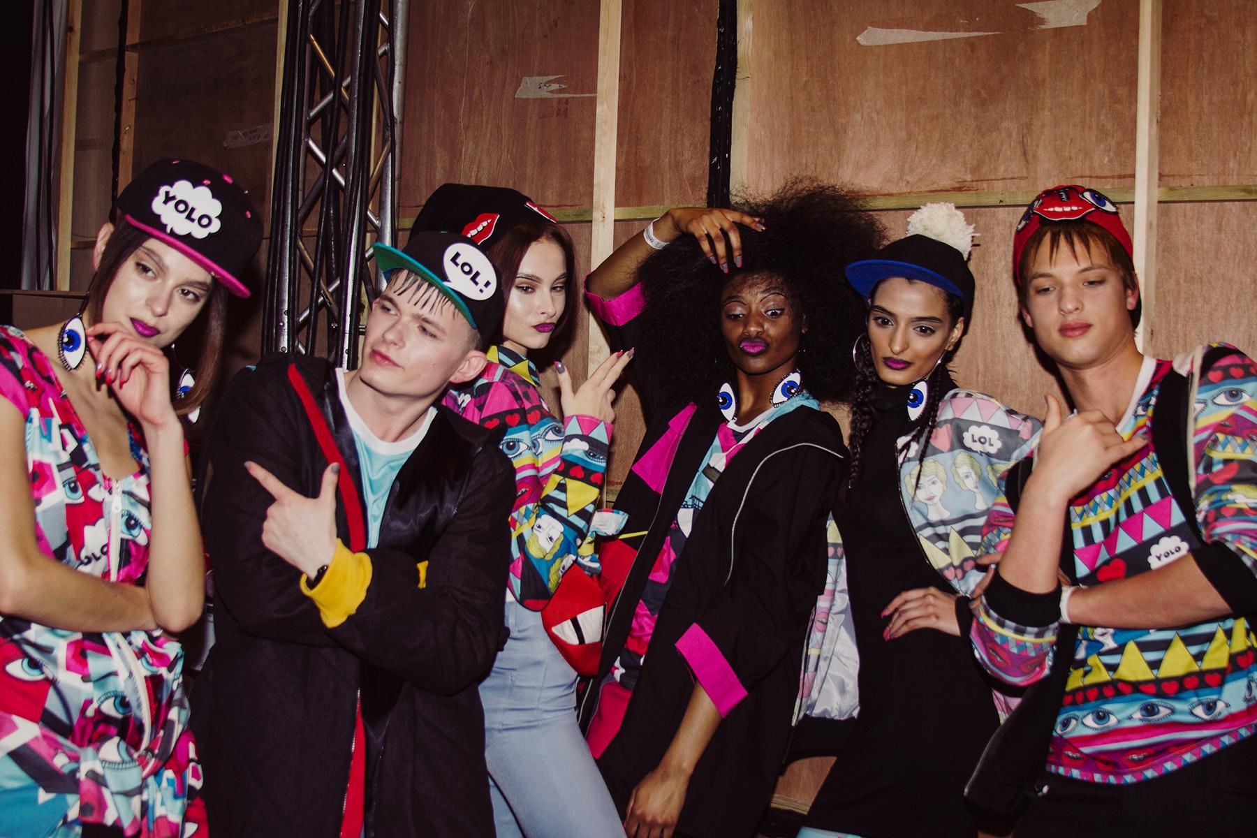 Backstage at London Fashion Week | Wallpaper*