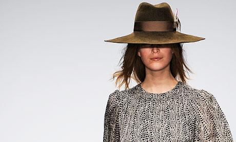 London Fashion Week AW13 | Issa