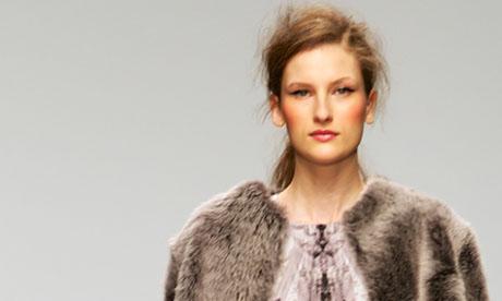 London Fashion Week AW13   Zoe Jordan