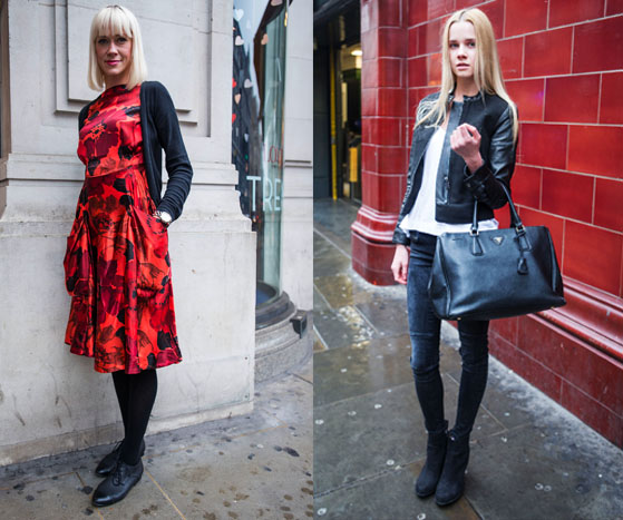London street style | February 2013