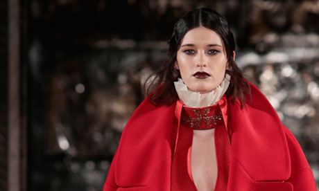 London Fashion Week AW13 | Zeynep Tosun