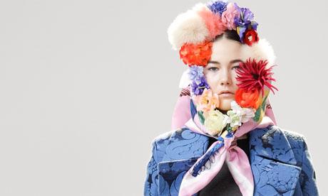 London Fashion Week AW13 | Eudon Choi