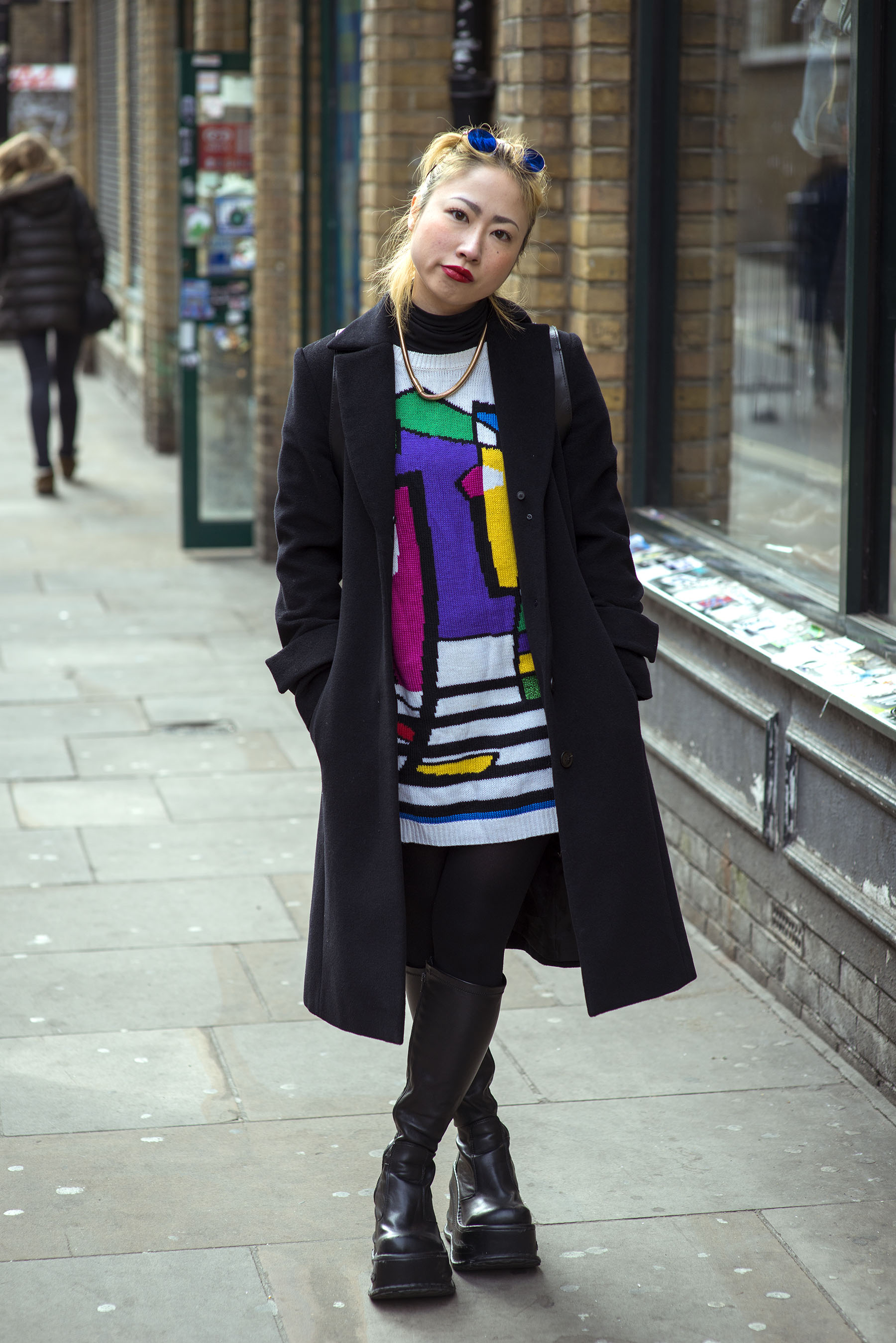 London Street Style March 2013 Phoenix Magazine