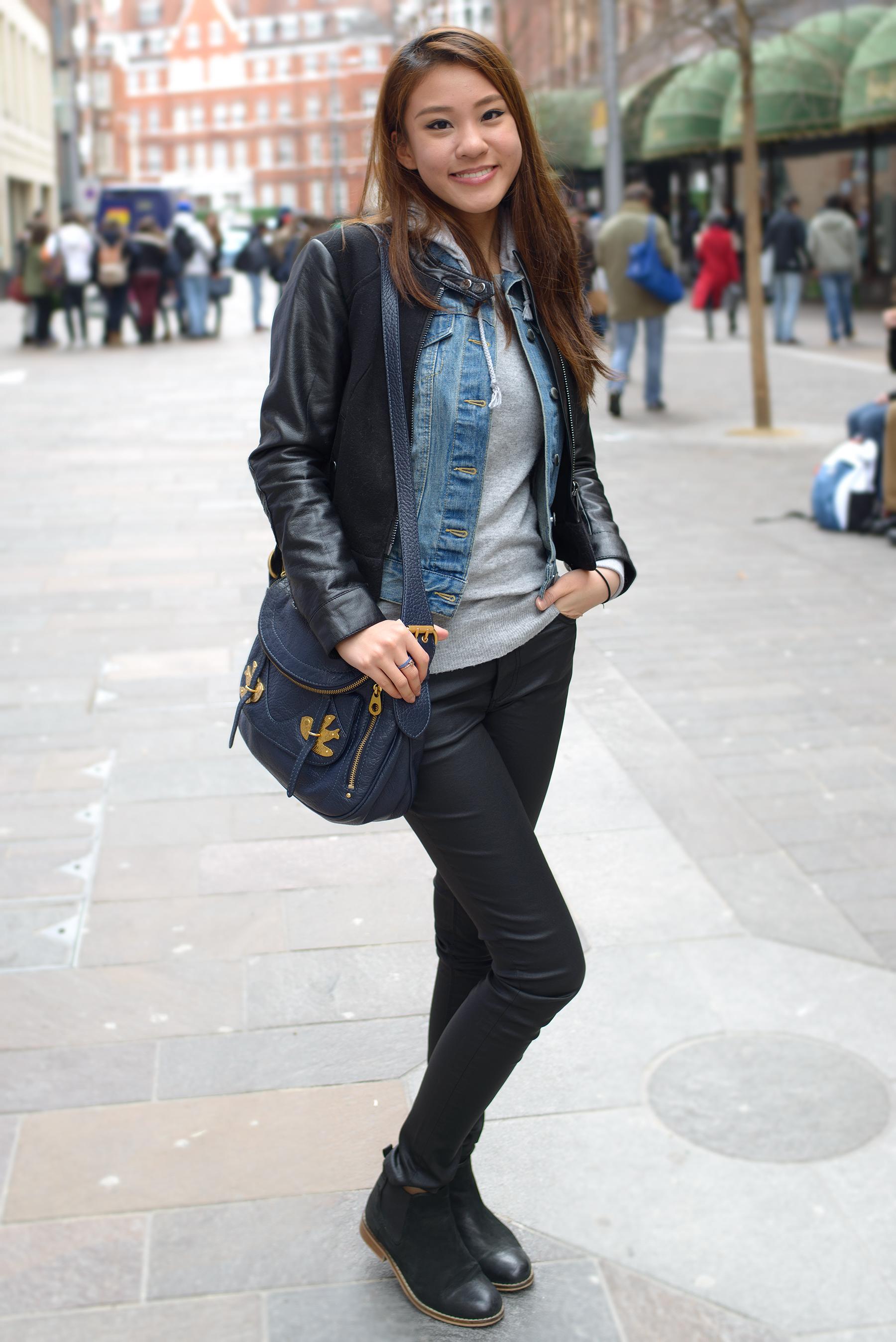 London Street Style April 2013 Phoenix Magazine