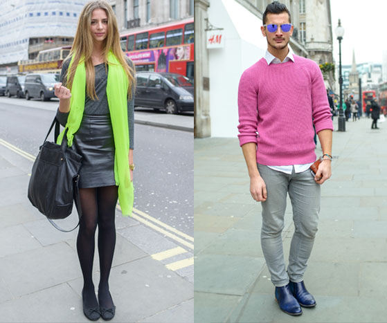 London street style | April 2013