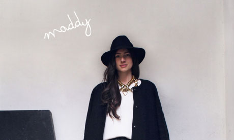 Style CV | Madeleine Moxham, jewellery designer