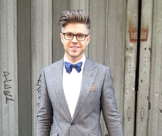 Man about town | Darren Kennedy's style snap on day 2 of LONDON COLLECTIONS: MEN