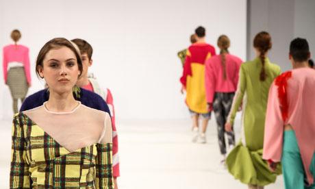 Graduate Fashion Week 2013   Birmingham