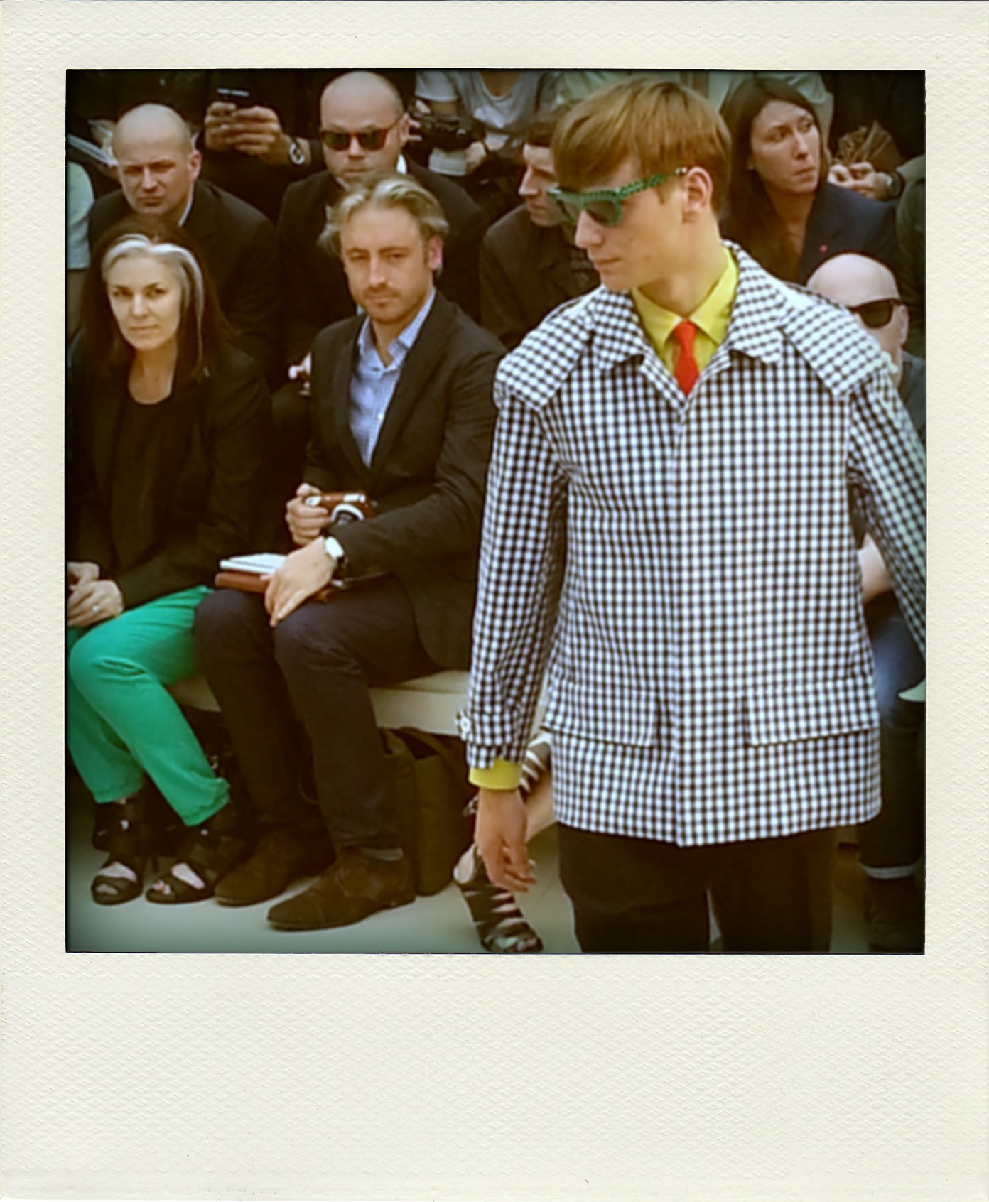 Darren Kennedy's LONDON COLLECTIONS: MEN Diary: Day 3 Burberry Spring Summer 2014