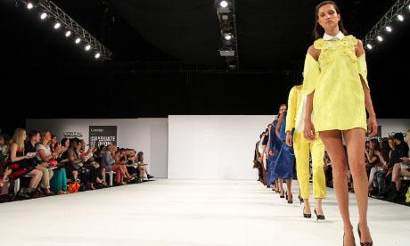 Graduate Fashion Week 2013 | Edinburgh