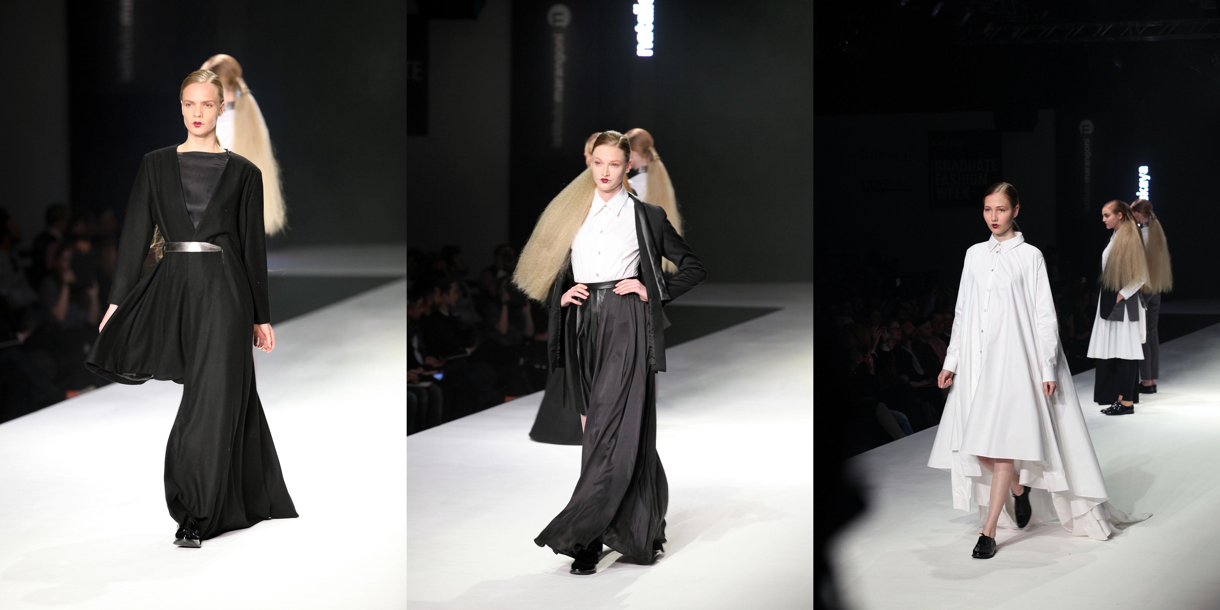 Graduate fashion week 2013 istituto marangoni phoenix for Istituto marangoni