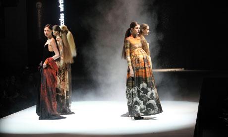 Graduate Fashion Week 2013 | Istituto Marangoni