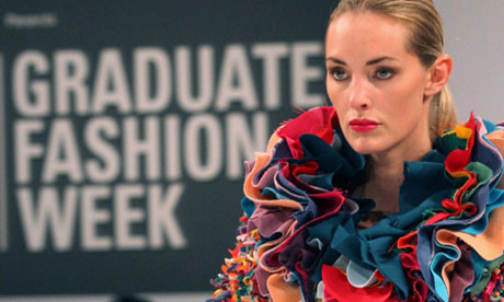 Graduate Fashion Week 2013 | Northbrook & Wiltshire College Salisbury