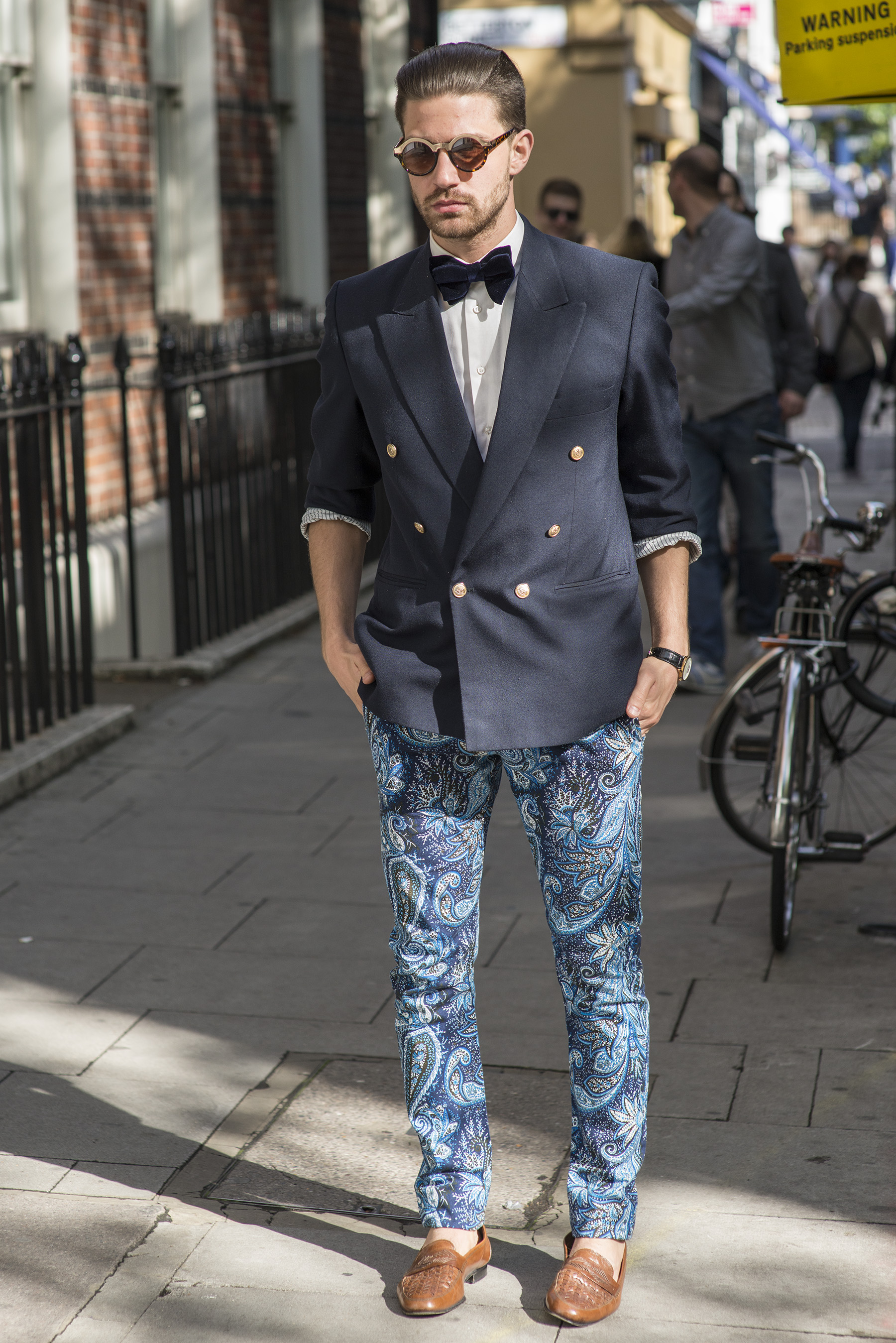 London Collections Men Ss14 Street Style Phoenix Magazine