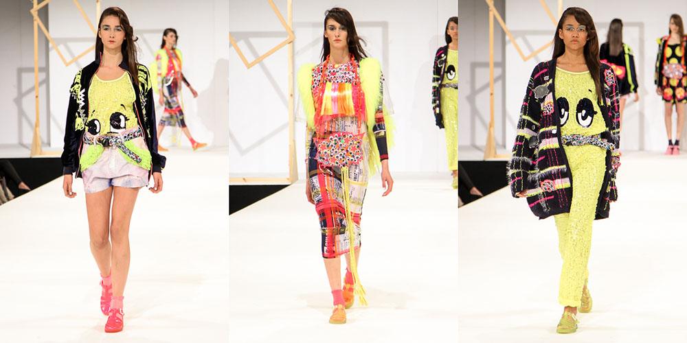 Graduate Fashion Week 2013 De Montfort Phoenix Magazine