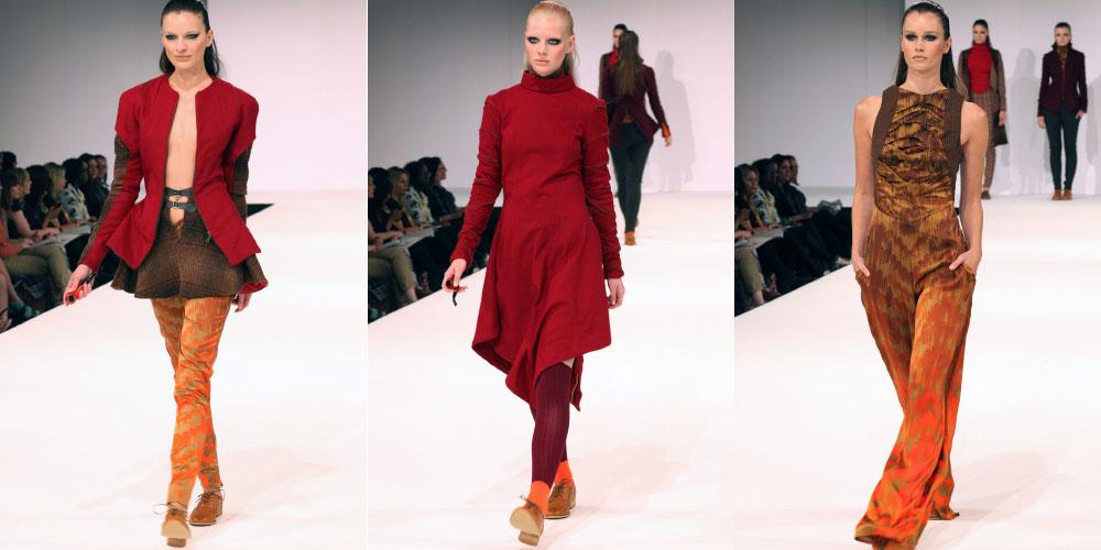 Graduate Fashion Week 2013 University Of East London Phoenix Magazine