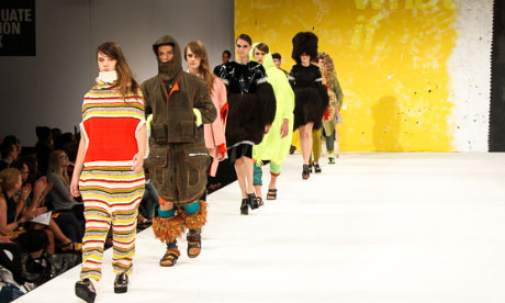 Graduate Fashion Week 2013 | Manchester