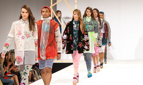 Graduate Fashion Week 2013 | De Montfort