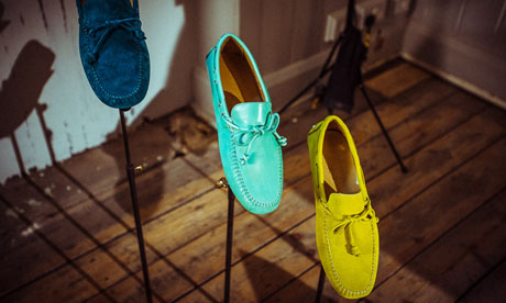 LONDON COLLECTIONS: MEN SS14 | Mr Start and Mr Hare