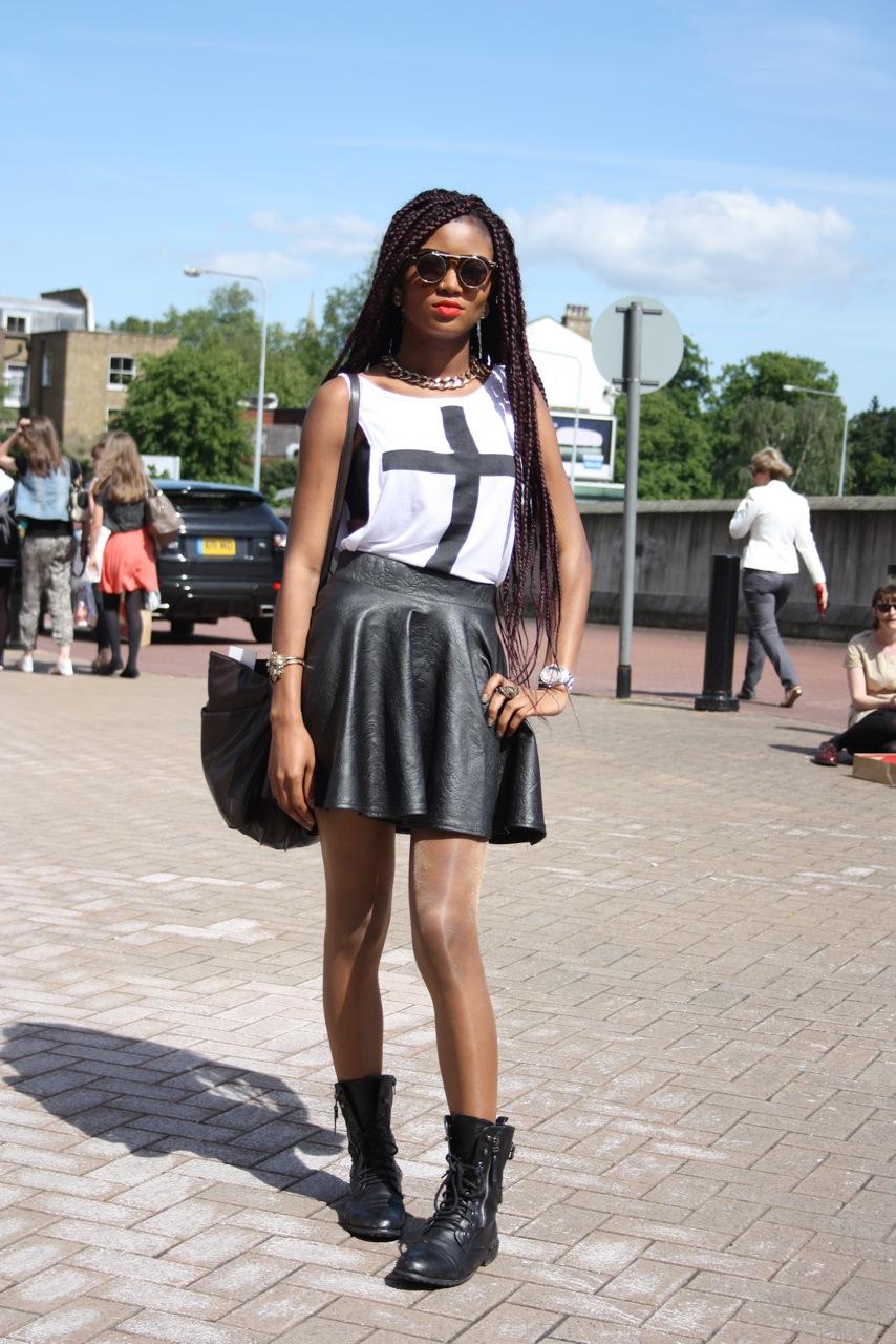 Graduate Fashion Week 2013 Street Style Phoenix Magazine