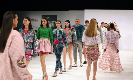Graduate Fashion Week 2013 | Ravensbourne
