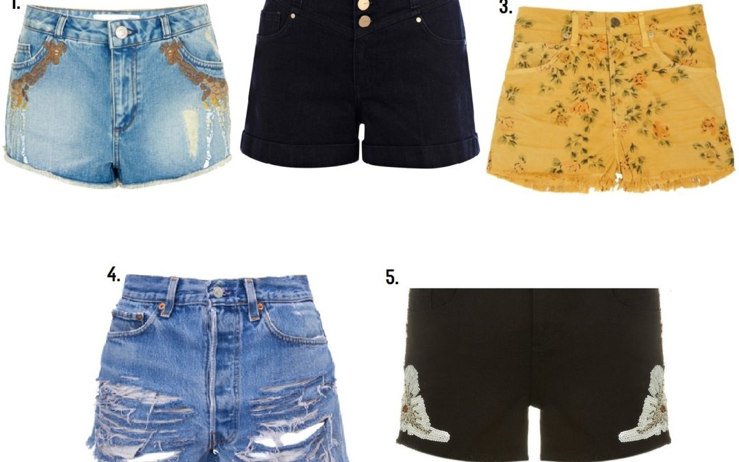 TOPFIVE | Denim shorts