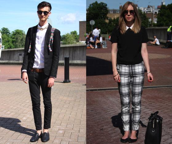 Graduate Fashion Week 2013 | Street Style