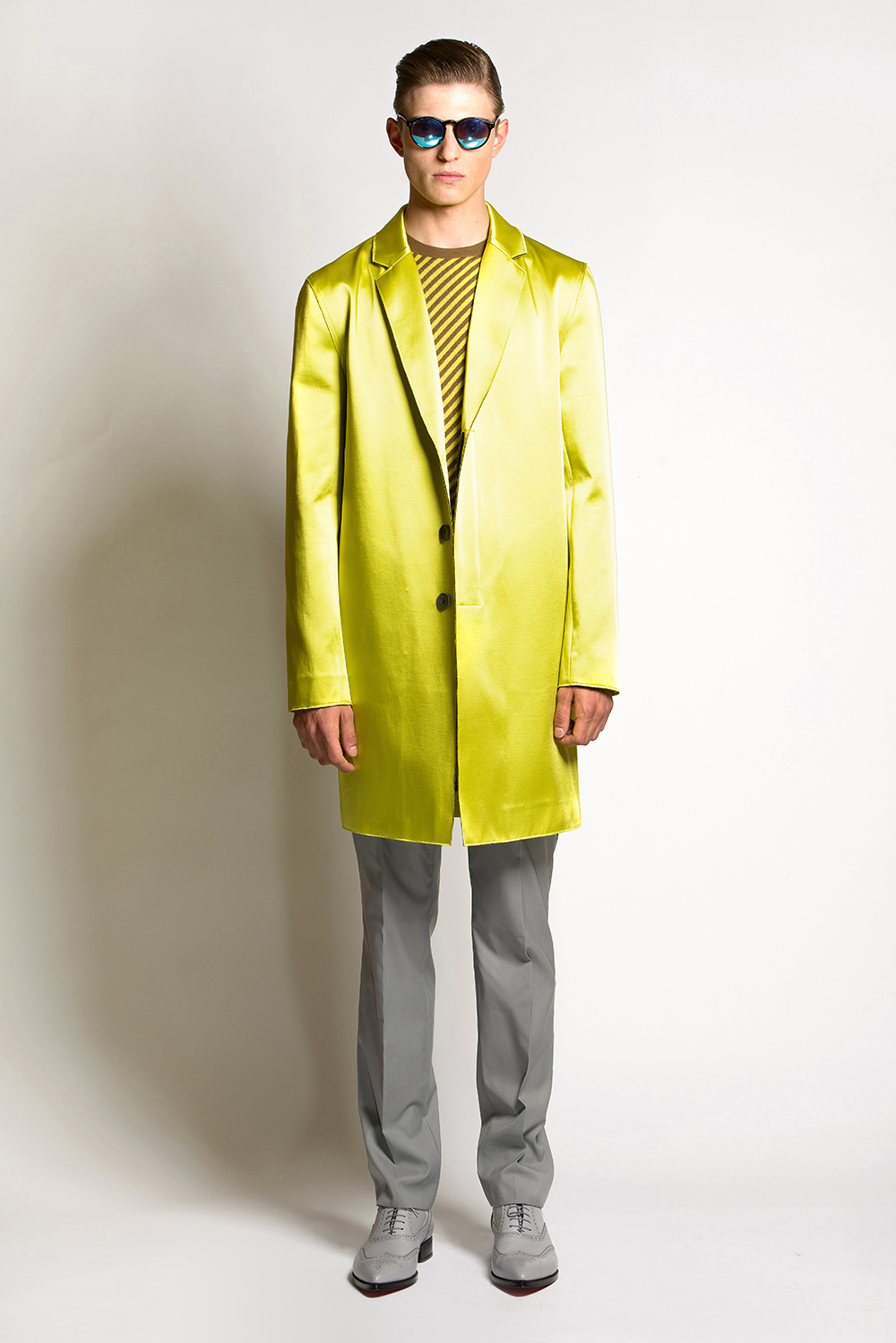 LONDON COLLECTIONS: MEN SS14 | Jonathan Saunders