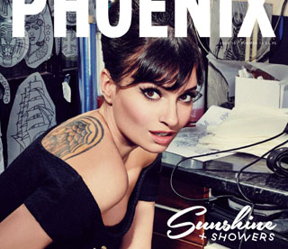 Summer 2013 | The SUNSHINE & SHOWERS Issue