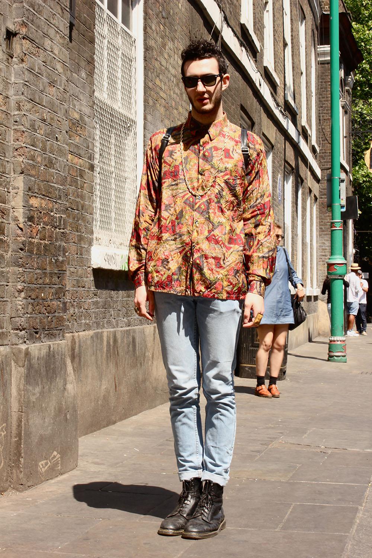 London street style | July 2013