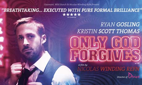 Only God Forgives – win a signed poster and vinyl soundtrack