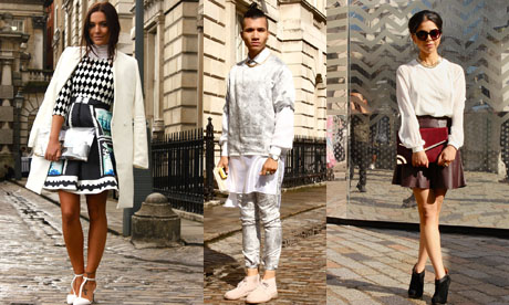 LFW SS14 Street Style | Day Four