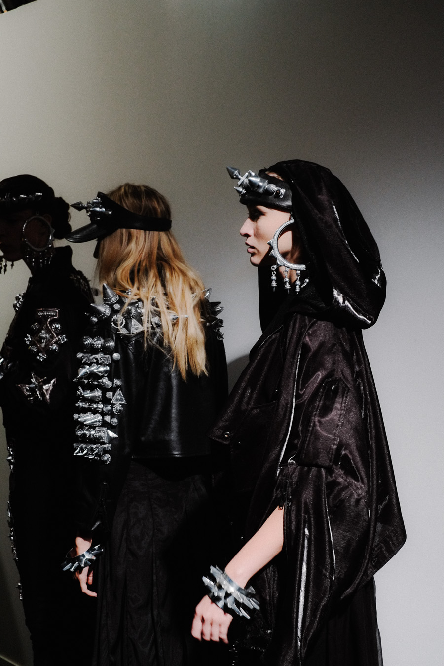 PHOENIX Magazine Backstage at KTZ LFW SS14_04