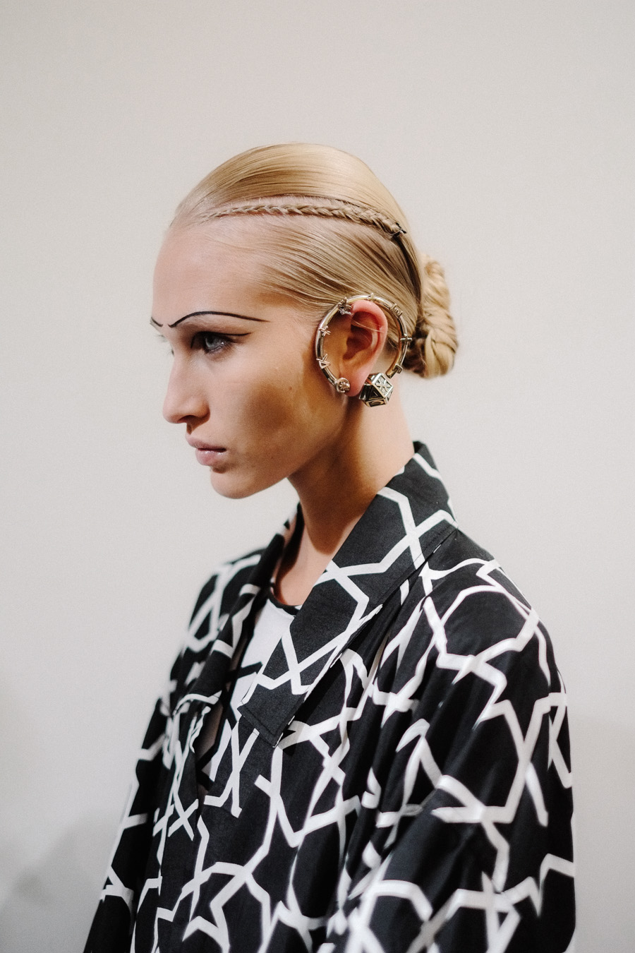 PHOENIX Magazine Backstage at KTZ LFW SS14_09