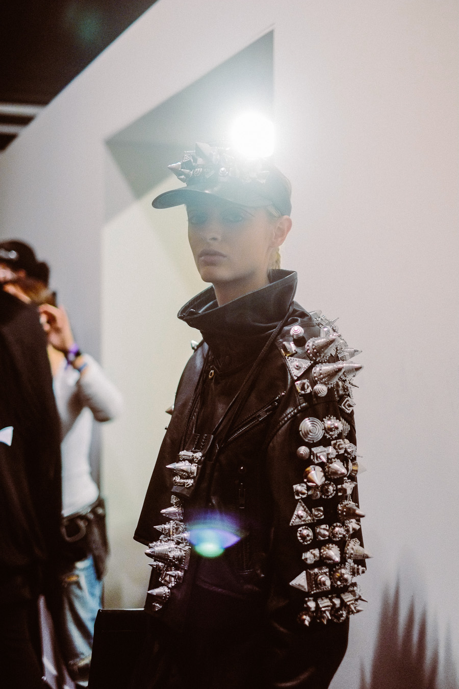 PHOENIX Magazine Backstage at KTZ LFW SS14_16
