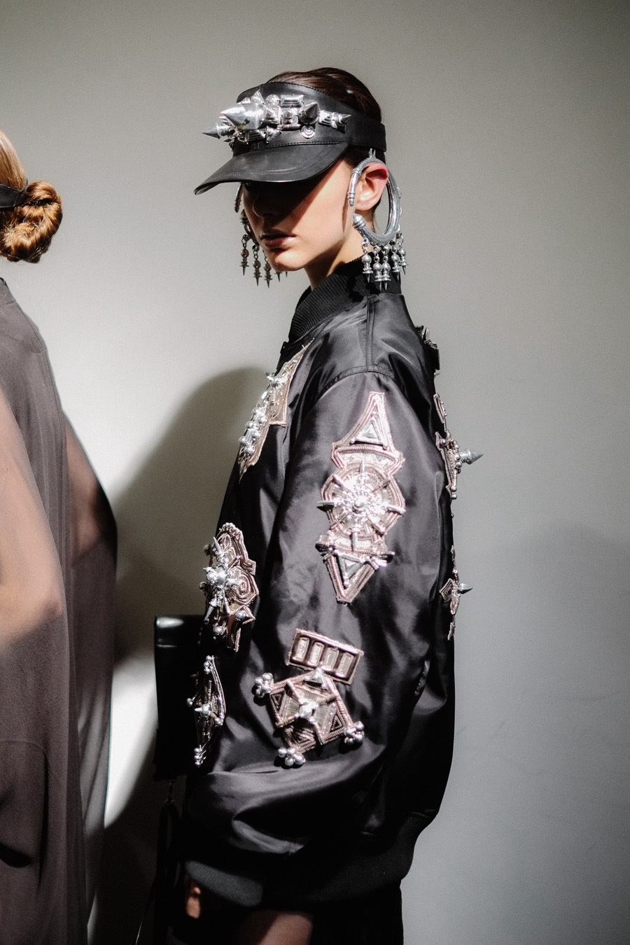PHOENIX Magazine Backstage at KTZ LFW SS14_17