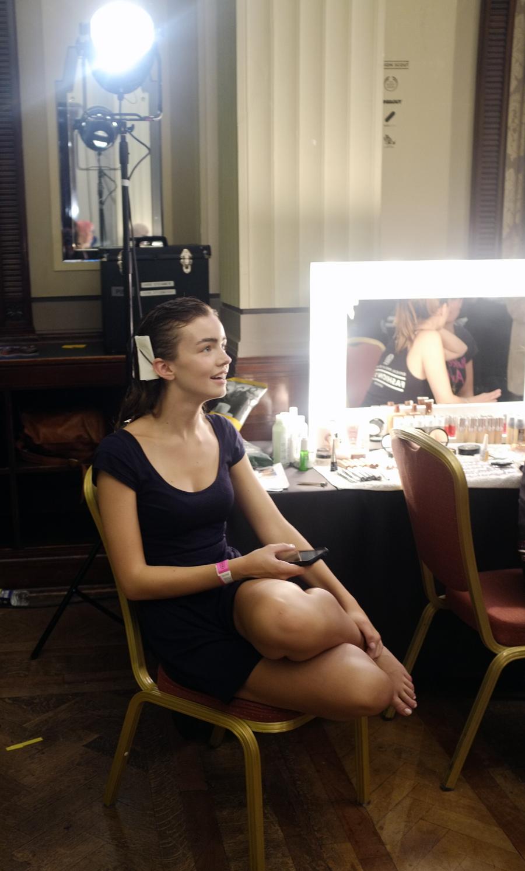 PHOENIX Magazine Yulia Kondranina LFW Spring Summer 2014_05