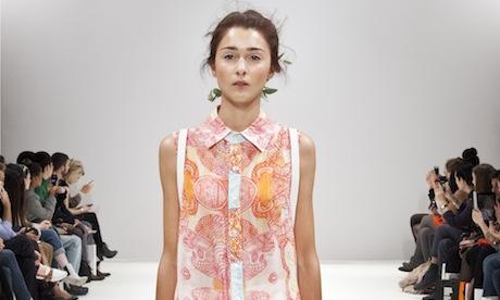 LFW SS14 Show Report | Lulu Liu