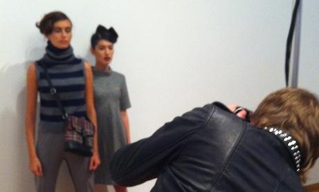 Behind the Scenes | Oxford Fashion Week