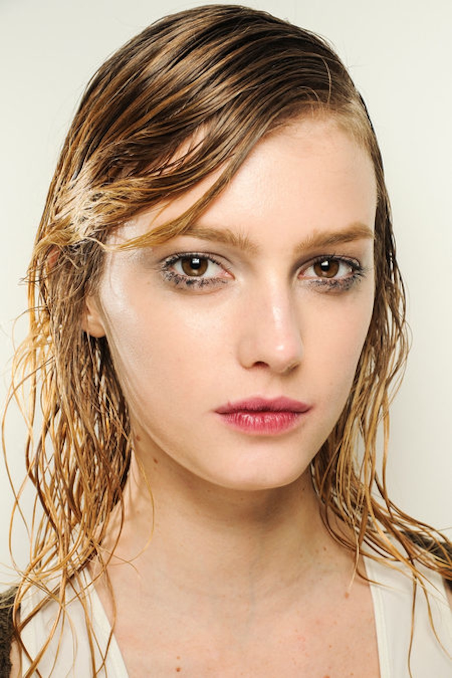 prada aw13 wet look copy