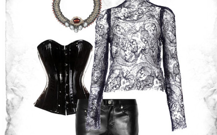 Daily Stylist | The Lady Is A Vamp