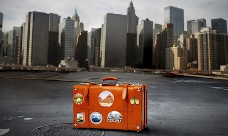 New York Diary | The Long Hello