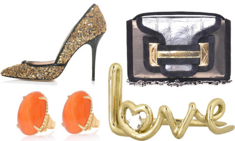 Daily Stylist | All That Glitters