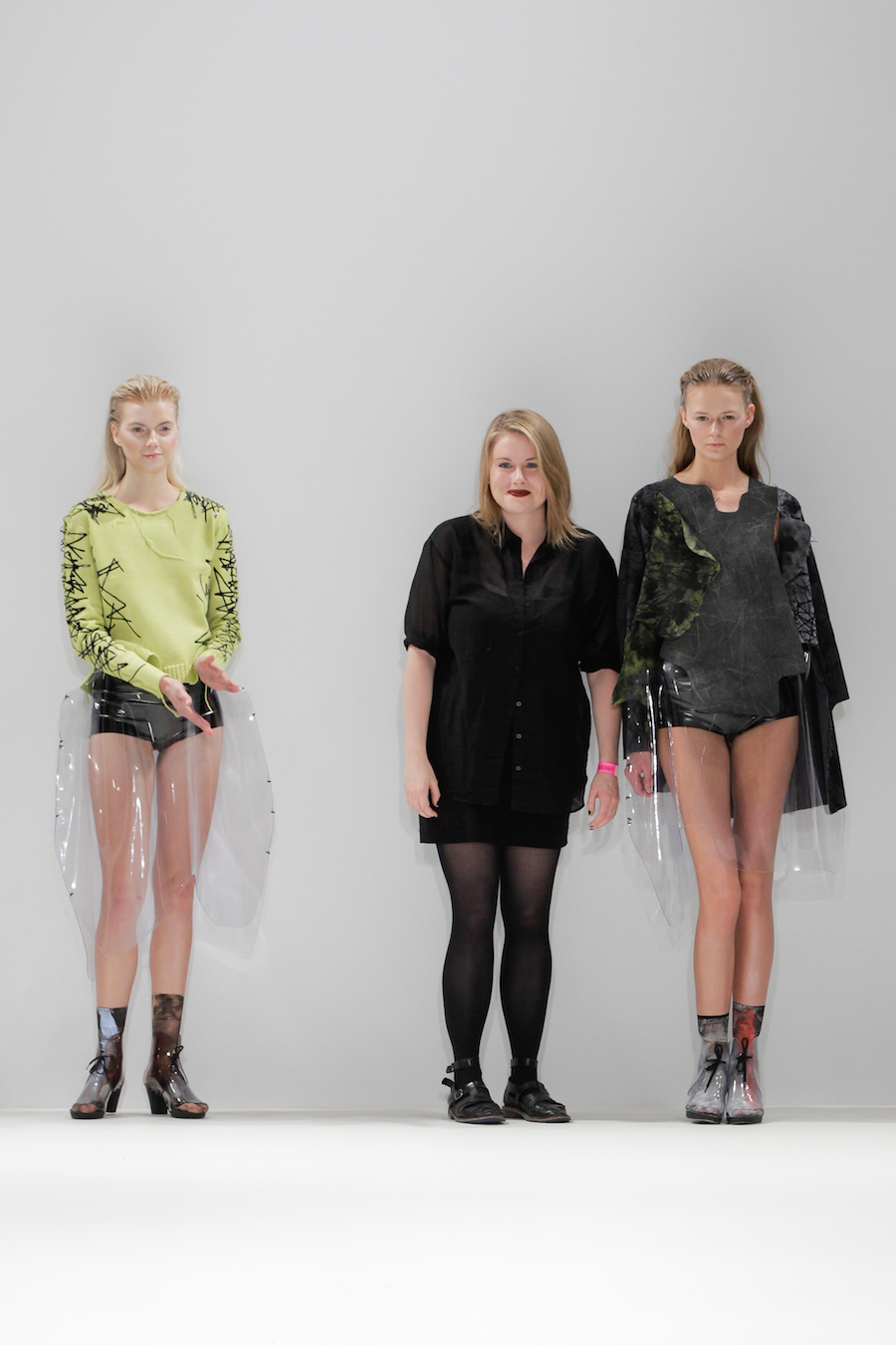 Interview With :    Helen Lawrence about her inspiration behind her first post-graduation collection